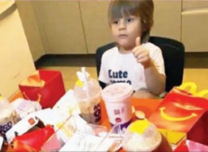 मुलाने मागवले ऑनलाइन साडेपाच हजारांचे जेवण