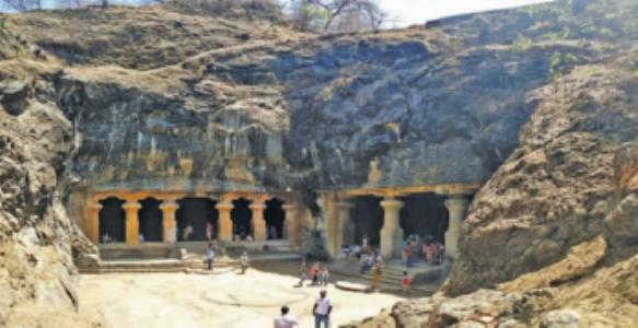 घारापुरी बेट