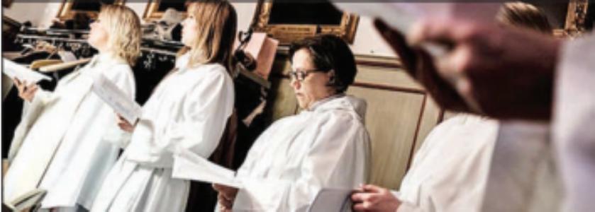 स्वीडनच्या चर्चमध्ये प्रथमच पुरुषांपेक्षा महिला धर्मगुरूंची संख्या जास्त