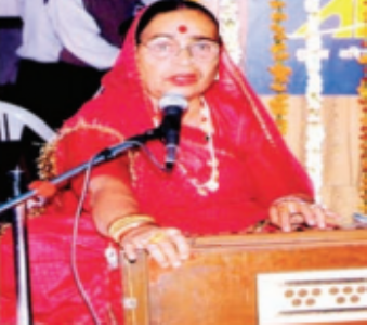 राजस्थानी मांड गायिका मांगीबाई