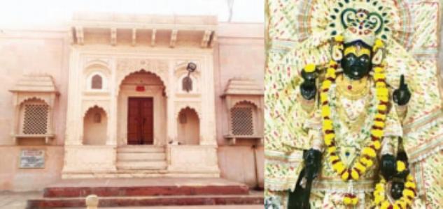मथुरेतील कृष्णकाळातील वैशिष्ट्यपूर्ण दीर्घ विष्णू मंदिर