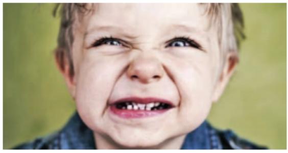तणावादरम्यान लहान मुलं हमखास दात खातात...