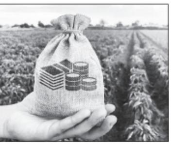 देशातील शेतकऱ्यांवर 17 लाख काेटी रुपयांचे कर्ज